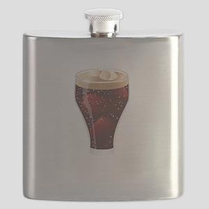 Soda dark Flask