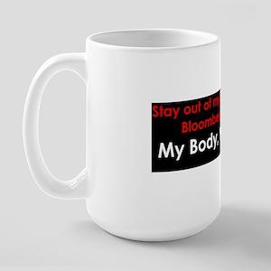 Bloomberg Large Mug