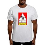 Biohazard Shirt Light T-Shirt