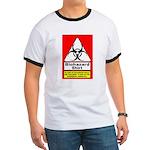 Biohazard Shirt Ringer T