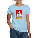 Biohazard Shirt Women's Light T-Shirt