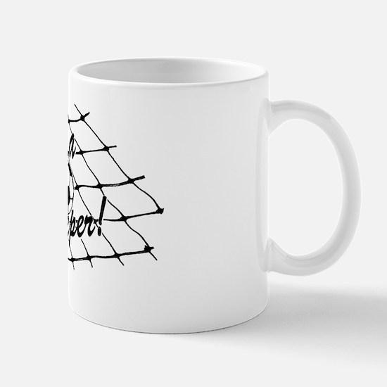 Im a Keeper BW Mug