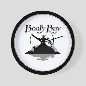 Booty Bay - Wall Clock