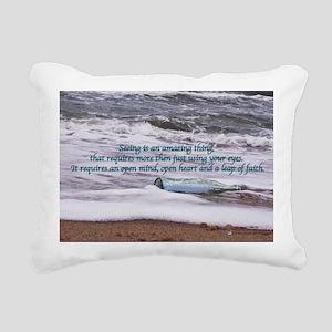 Clarity11x17 Rectangular Canvas Pillow