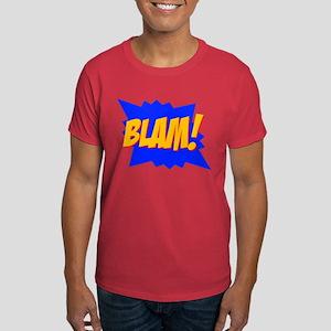 Blam! Red T-Shirt