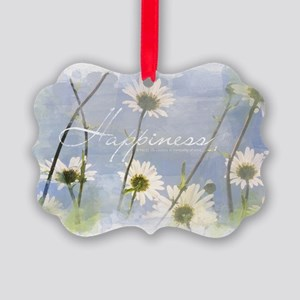 Watercolor Inspirational Poster:  Picture Ornament