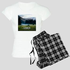 Inspirational Poster: The b Women's Light Pajamas