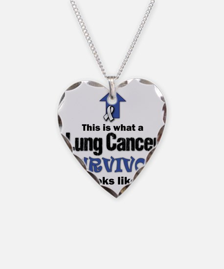 Lung Cancer Survivor (lt) Necklace