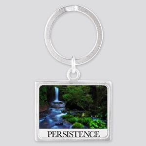 Inspirational Poster: It is att Landscape Keychain