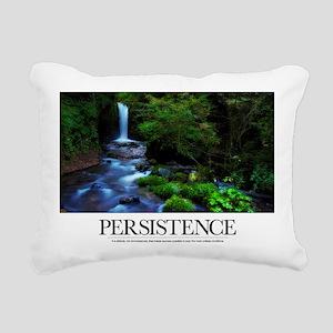 Inspirational Poster: It Rectangular Canvas Pillow