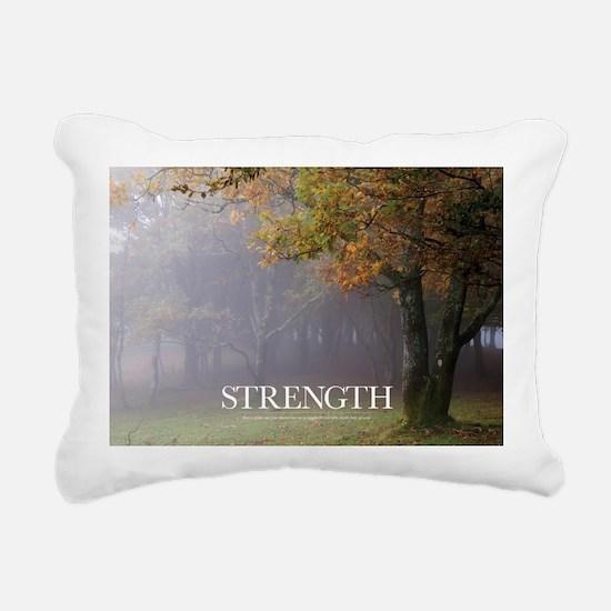 Inspirational Poster: Ev Rectangular Canvas Pillow