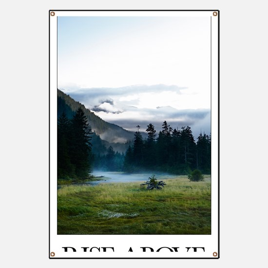 Inspirational Motivational Poster: It is at Banner
