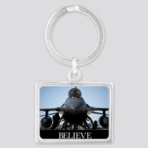 Air Force Poster: U.S. Air Forc Landscape Keychain