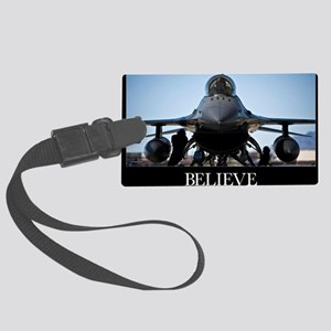 Air Force Poster: U.S. Air Force Large Luggage Tag