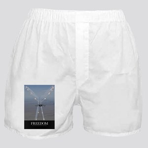 Air Force Poster: Freedom Can Keep Us Boxer Shorts