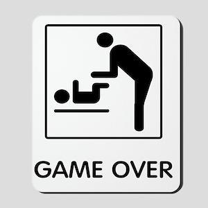 gameov Mousepad