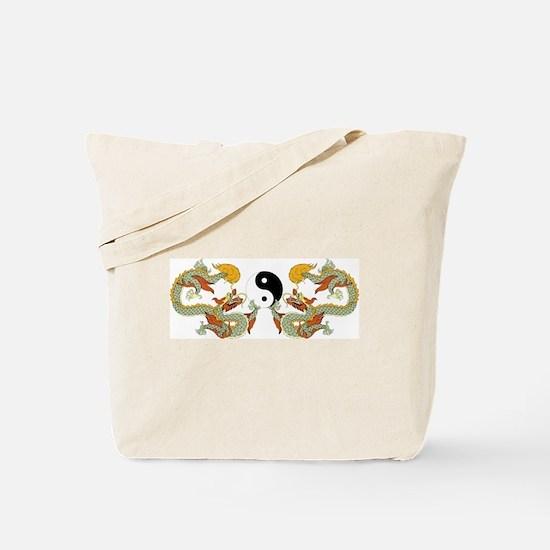 Cool Ying yang Tote Bag
