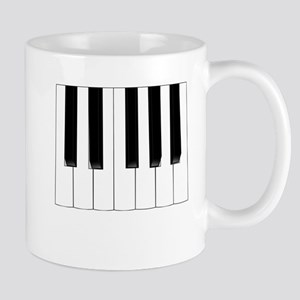 Keyboard Keys Mugs