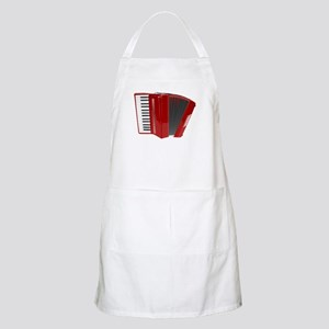 Red Accordian Apron