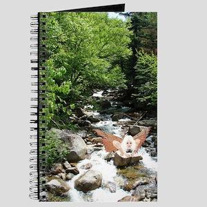 Fairy on Mountain Stream Journal