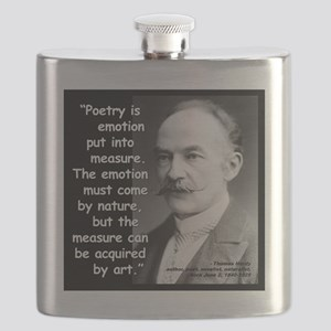 Hardy Emotion Quote 2 Flask
