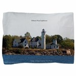 Tibbetts Point Lighthouse Pillow Sham