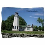 White Rock Light Pillow Sham