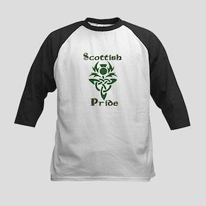Scottish Pride Kids Baseball Jersey