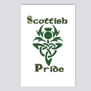 Scottish Pride Postcards (Package of 8)