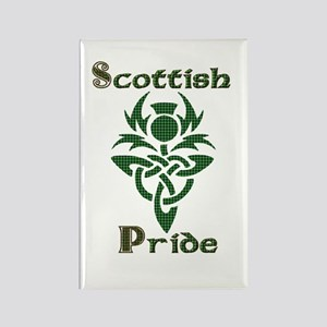 Scottish Pride Rectangle Magnet