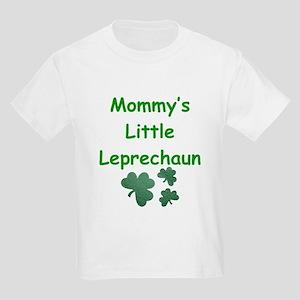 Mommy's Little Leprechaun Kids T-Shirt