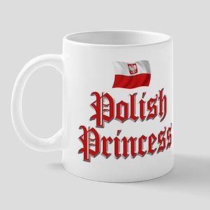 Polish Princess 2 Mug