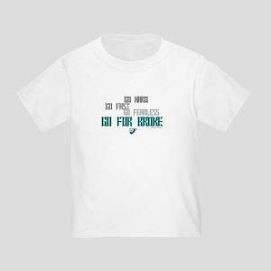 Go For Broke Toddler T-Shirt