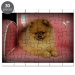 Puzzle/pusslespill