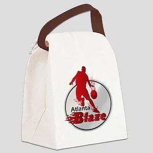 Atlanta Blaze Canvas Lunch Bag