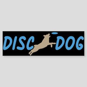 Disc Dog (3a) Bumper Sticker