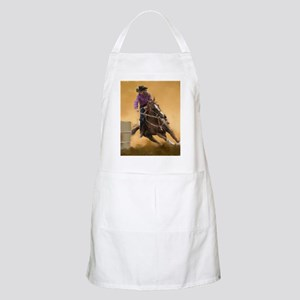 barrel racing pillow Apron