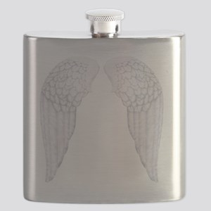 angel wings Flask
