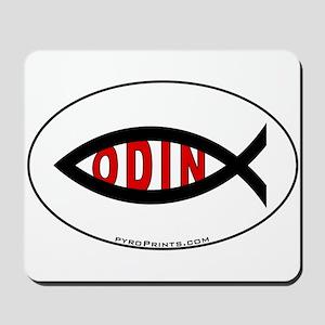 Odin Fish Mousepad