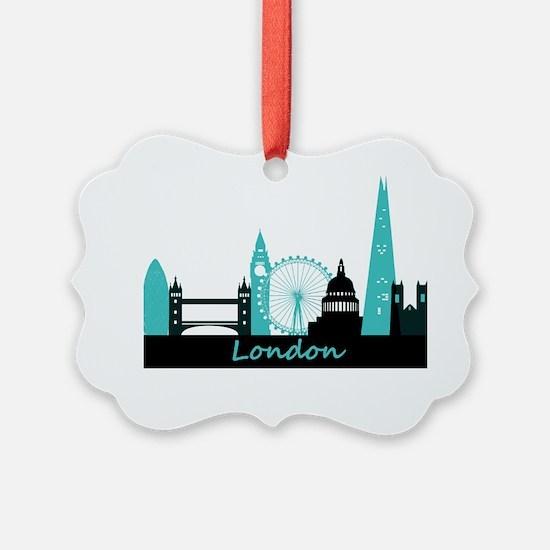 London landmarks Ornament