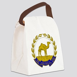 Eritrea  Coat of Arms Canvas Lunch Bag