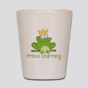 Prince Charming Shot Glass