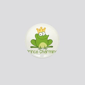 Prince Charming Mini Button