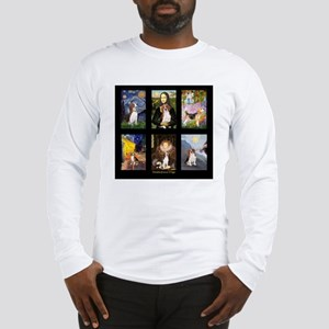 T-Beagle Famous Art Comp Long Sleeve T-Shirt
