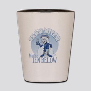 Snow Miser - Mister Ten Below Shot Glass