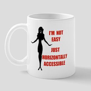 NOT EASY Mug