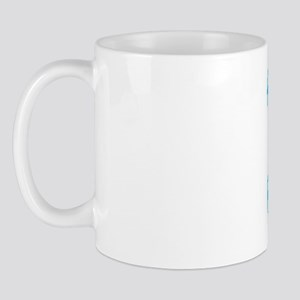 Future Burner Maternity (blue) Mug