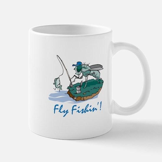 Fly Fishin' Mug