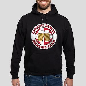Danish Drinking Team Hoodie