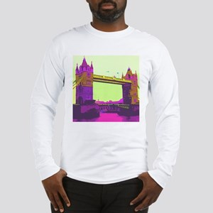 TowerBridge004 Long Sleeve T-Shirt